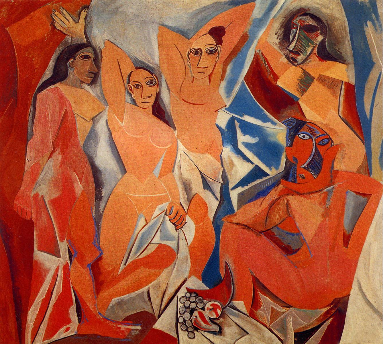 Авиньонские девицы